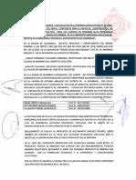 Acta de Evluación - Convocatoria N°06-LG-FSM