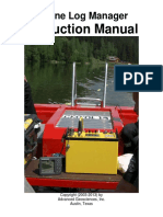 Marine Log Manager Instruction Manual