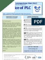 The Voice of PLC 1011
