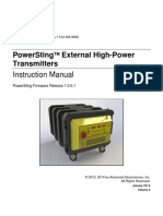 AGI PowerSting Manual