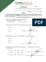 6 Teste Sumativo de Matematica
