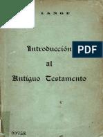 Lange%2C Pentateuco Introduccion