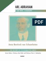 (The History of Psychoanalysis Series) Anna Bentinck van Schoonheten-Karl Abraham_ Life and Work, a Biography-Karnac Books (2016).pdf