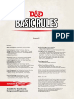 Dnd Basic Rules