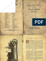1911 Ford in St Book