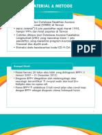 Methods Results Jurnal BPPV