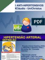 20 05 Anti Hipertensivos 2019