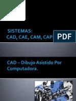 Sistemas Cad Cae Cam Capp