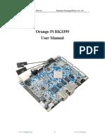 OrangePi RK3399_RK3399_User Manual_v1.4 for PCB V1.5