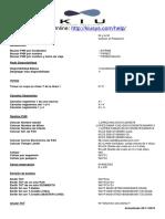 Guía Básica de KIU Actualizado