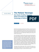 The Melians' Revenge