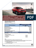 Pm Protonx70 Executive2WD