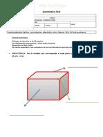Sumative Test Matematica