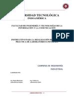 Instructivo Guia e Informe 2019 v2