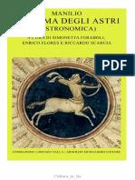 Marco Manilio - Il poema degli astri Vol. 1(1996, Fondazione Valla Mondadori).pdf