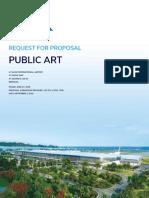 Skyport PublicArt RFP Bermuda June 2019