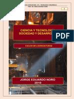 363. CIENCIA Y TECNOLOGIA + SOCIEDAD Y DESARROLLO