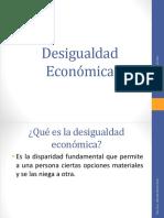 5. 1Desigualdad Economica
