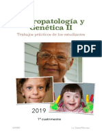 Neuropatología y genética II para psicomotricistas - Daniel Marvaso