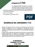 Concordato España y Santa Sede