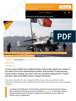 Sputniknews Com Middleeast 201906271076069939 France Warned Us Against Dragging Nato Into Military Operation in Gulf Reports