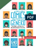 Como elaborar comics con perspectiva de género