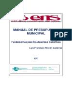 Manual Del Presupuesto Municipal