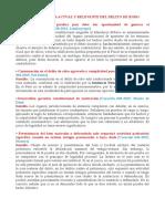 Jurisprudencia Actual y Relevante Del Delito de Robo en el Perú LEGIS.PE