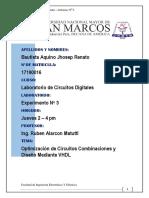 Circuitos Digitales 1 Informe 3