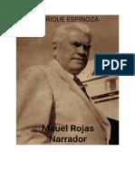Manuel Rojas Narrador