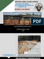 Capitulo i - Problemas de Los Suelos en La Ingenieria Civil