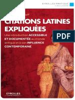 Nathan Grigorieff - Citations latines expliquées-Eyrolles (2015).pdf
