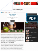 The Indian Diet Plan to Lose Weight - My Health Tips.pdf