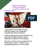 Povestea Gabrielei Dramba - Dinica