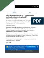 Diario Oficial Chino Avisa a EE.uu._ _Eligieron Al Rival Equivocado en El Momento Equivocado_ - RT