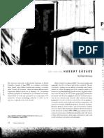 Interview with Hubert Godard