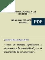 Semana 1 - 13052019_20190513185817 - Gestión Estrategica de las Tecnologías de la información en las Organizaciones.ppt