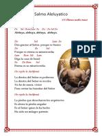 Salmo Aleluyatico