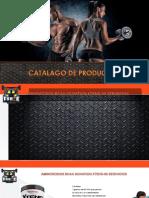Productos ForzaNutrition