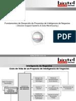 Fundamentos de Desarrollo de Proyectos de Inteligencia de Negocios