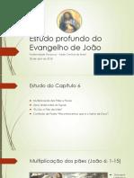 Estudo Profundo Do Evangelho de João