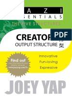 Joey Yap - BaZi Essentials - Creators (Output Structure)