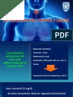 5. Metabolismo Del Fosfato y Calcio