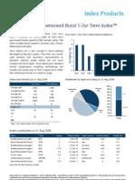 Euro Govt 1-3 Term Index Factsheet
