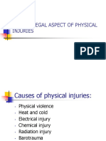Physical Injuries 2