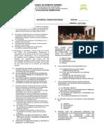 Evaluacion Semestral 7 o Sociales 2018