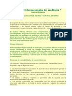 3. Evaluación Del Riesgo y Control Interno-NIA 400