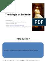 The Magic of Solitude
