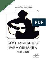 Extracto Mini Blues GUITARRA