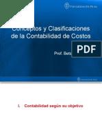 PPT1 Conceptos de Costos Revisado